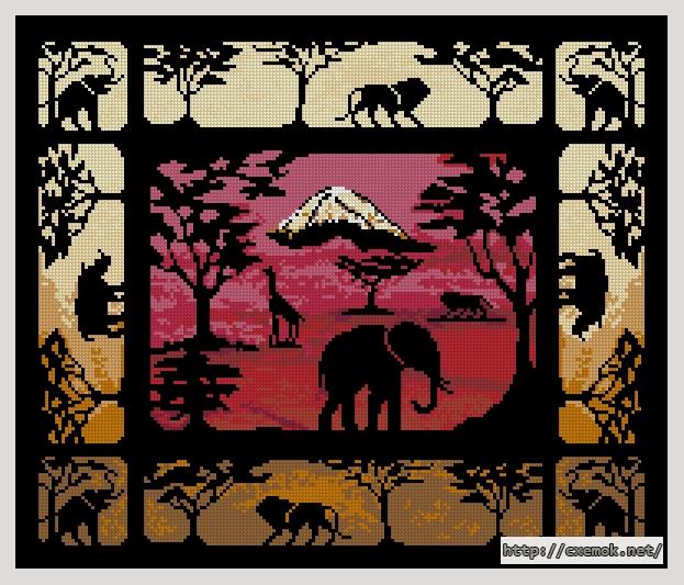 Килиманджаро196x168
