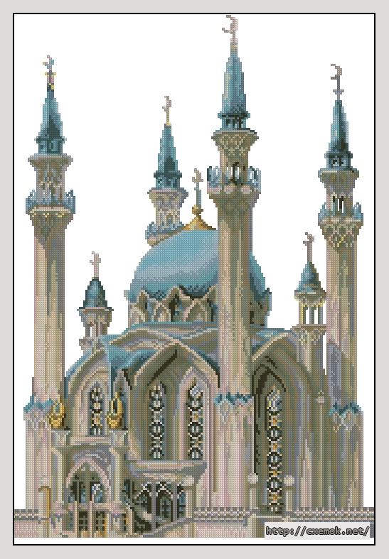 Мечеть кул-шариф169x245