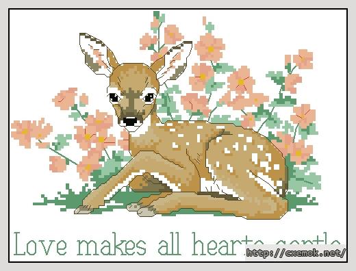Love makes124x93 крестов16