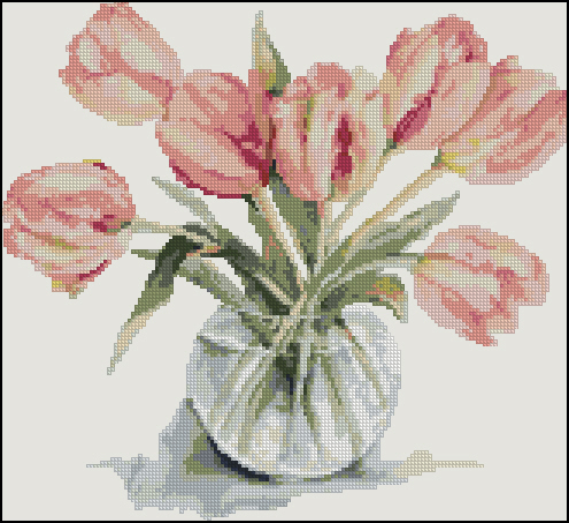 тюльпаны165x151 крестов26