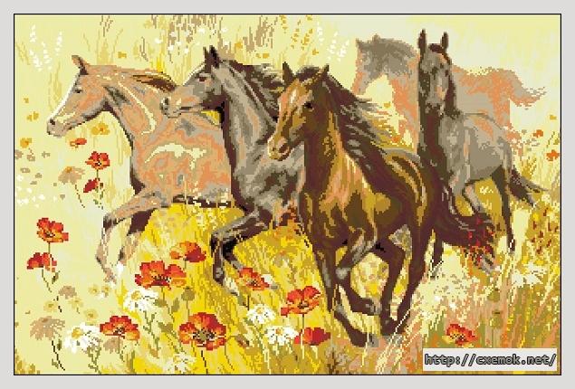Табун лошадей330x218 крестов27