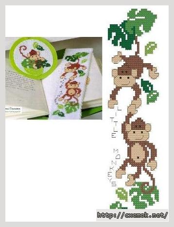 Маленькие обезьянки26x1