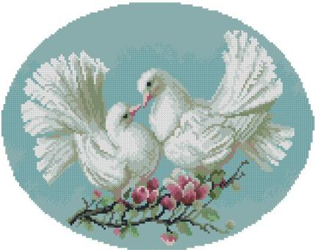 Любовь и голуби154x124