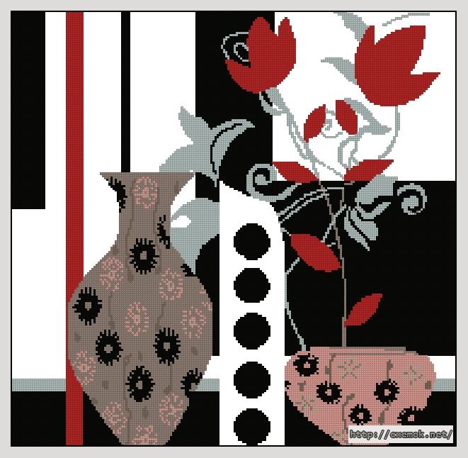 Абстракция210x205 крестов7
