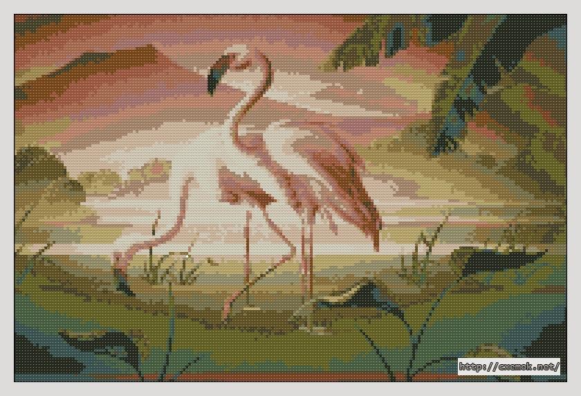 фламинго200x133 крестов22