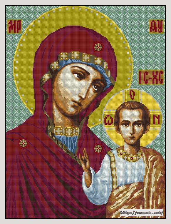 икона божьей матери182x242