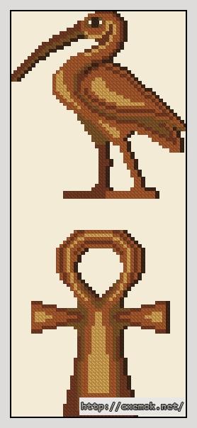 Символ мудрости50x115 крестов5