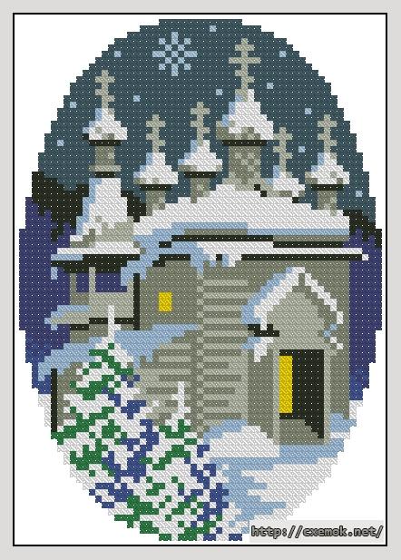 Рождество христово59x84