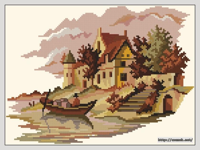Замок140x103