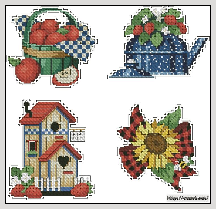ornaments143x137 крестов28