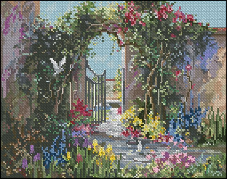 Cхемы 02-452 Carriag gate