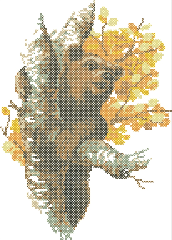 Медведь103x146 крестов10