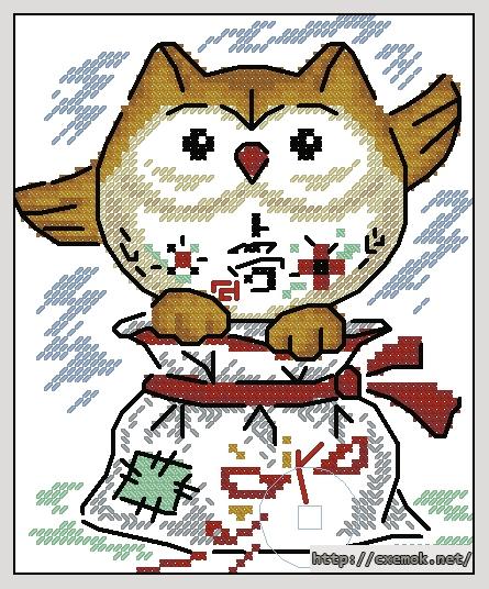 Серия схемы: Манэки-Нэко