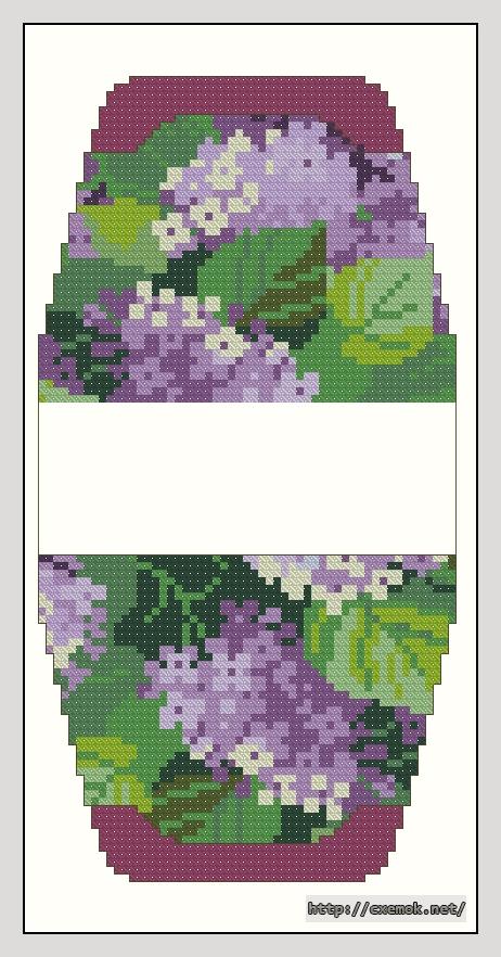 Сирень (риолис)55x106