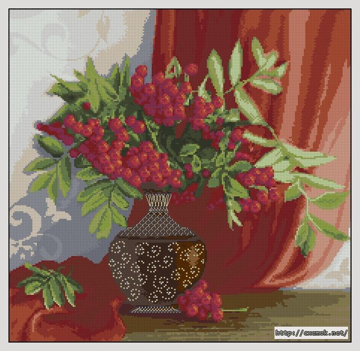 Красный натюрморт230x224