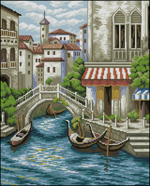 Венеция160x200 крестов41