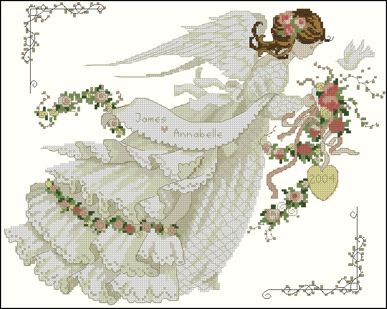 Wedding sampler180x142