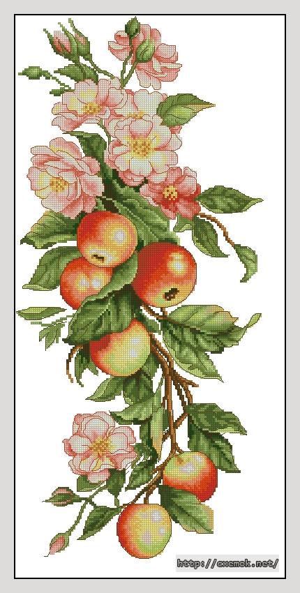 яблоками130x270 крестов33