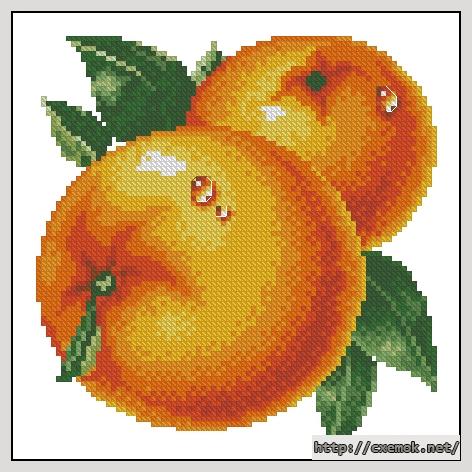 на кухню апельсин схеми
