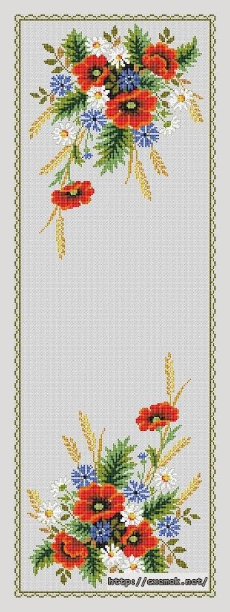 крестов16 цветов