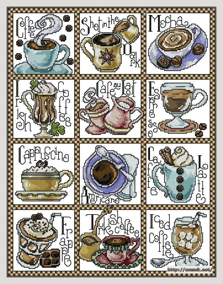 Coffee break170x220 крестов31