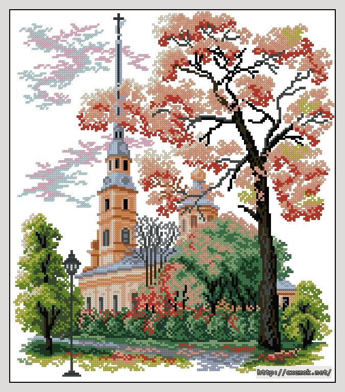Петропавловский собор160x183