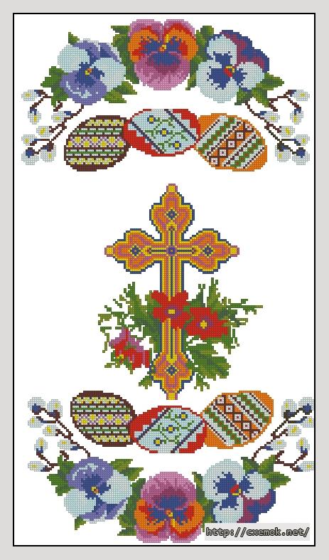 Схемы вышивки крестом / ВЫШИВАЙ. com - Вышивка крестом 33