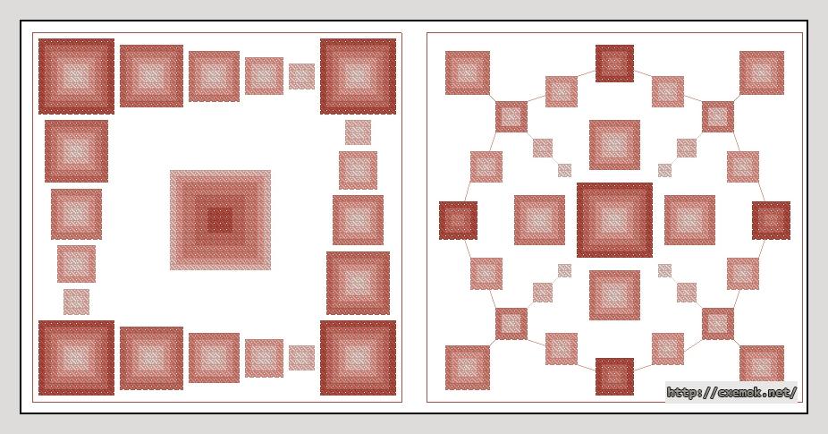 абстракция123x59 крестов6