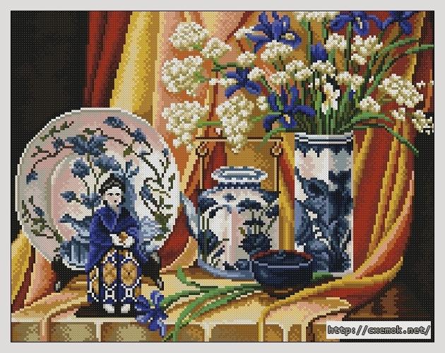 Натюрморт китайский188x147