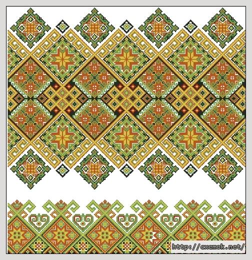 Cхемы схема вышивки крестом