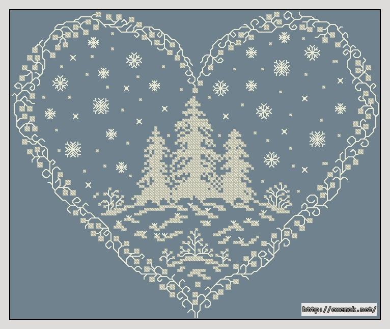 Dolce nevicata146x122 крестов1