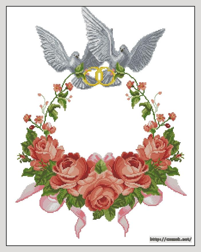 Свадебный рушник-3199x271