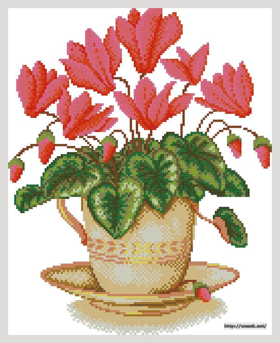 Нафаня ким вышивка грости для чайников