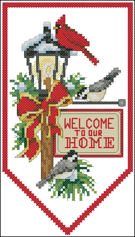 Welcome to our home54x96