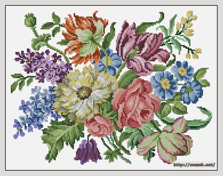 крестов60 цветов