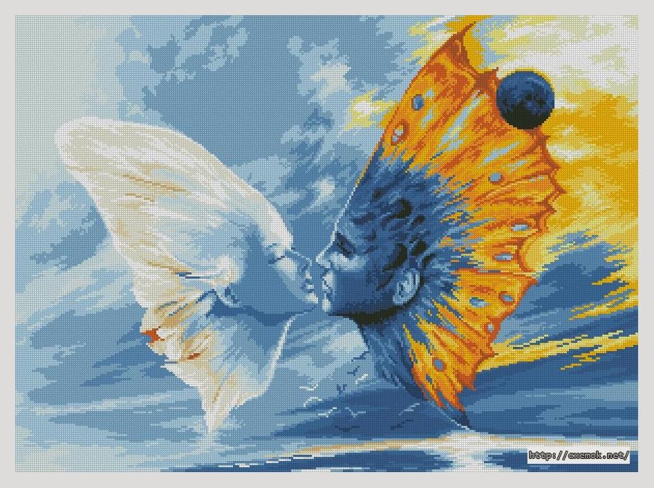 Крылья бабочки300x220