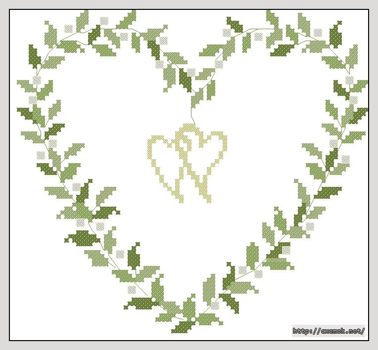 Cхемы схема свадебных колец