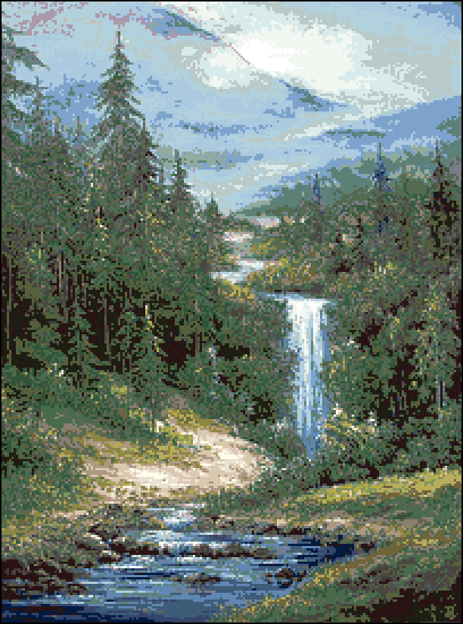 Водопад204x280 крестов37