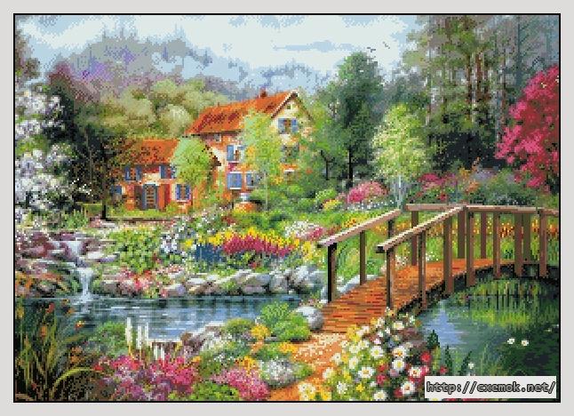 Сказочный пейзаж308x219