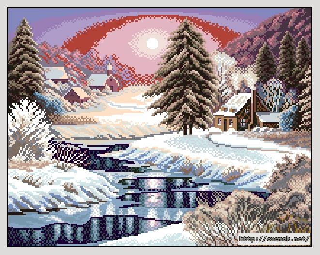 у зимней красоты210x165