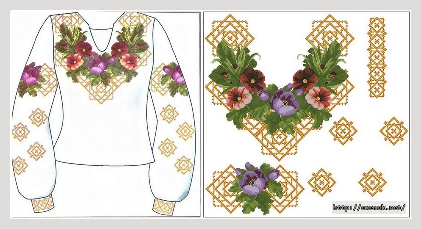 крестов19 цветов