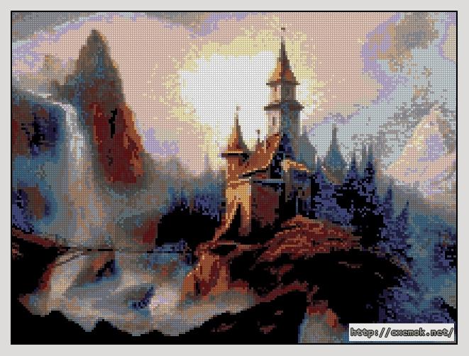 Таинственный замок210x157