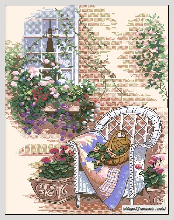 Perfect patio140x179 крестов38